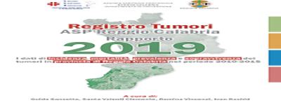 Registro Tumori ASP Reggio Calabria Rapporto 2019