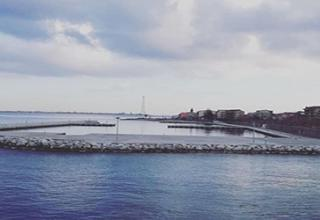 Avviso pubblico per l'affidamento in concessione di due aree demaniali marittime  del molo sottoflutto di Villa San Giovanni